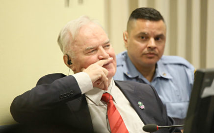 Ratko Mladic - Photo: ICTY
