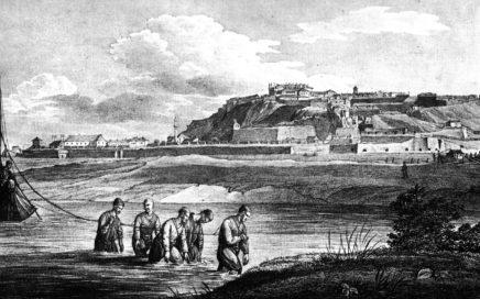 Boat pulling 1821 - Belgrade