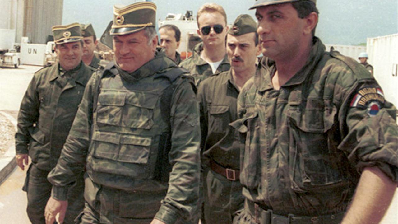 Psihopata i ubica Ratko Mladić